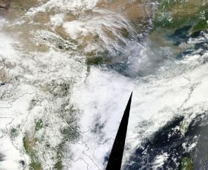 China Rains June 23