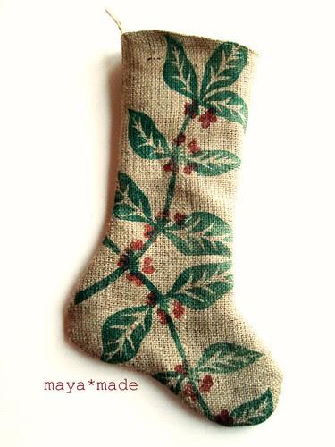 stocking-coffee vines