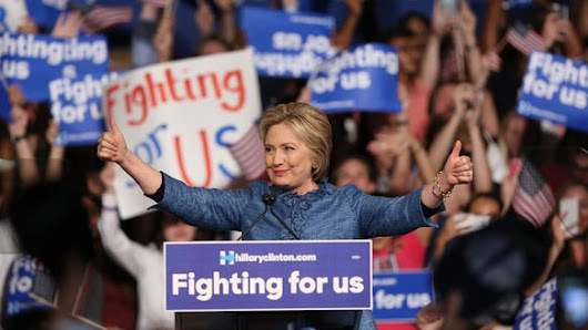 Hillary Clinton wages costly fight with Bernie Sanders