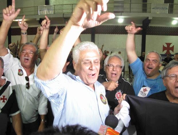 Eleições Vasco (Foto: Rafael Cavalieri / Globoesporte)
