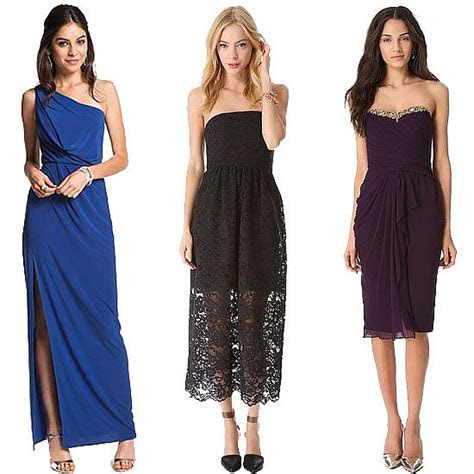 Best Wedding Guest Dresses For Fall and Winter Weddings