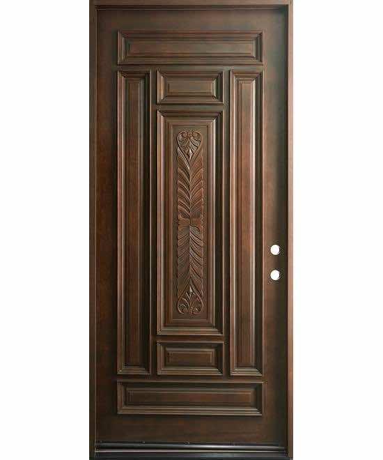 double door new door design 2018  | 689 x 512