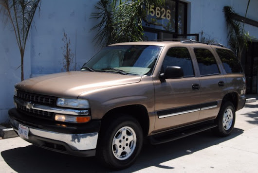 Used 2004 Chevrolet Tahoe 2WD for Sale in Lawndale CA 90260 Austra Motors