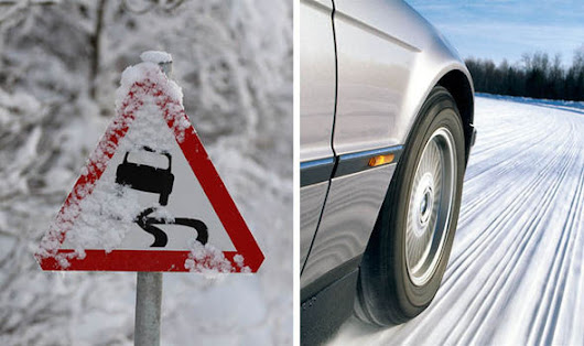WATCH: Winter driving tips