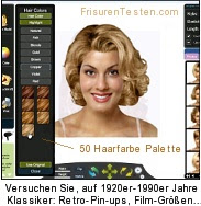 Frisuren Virtuelle Frisuren
