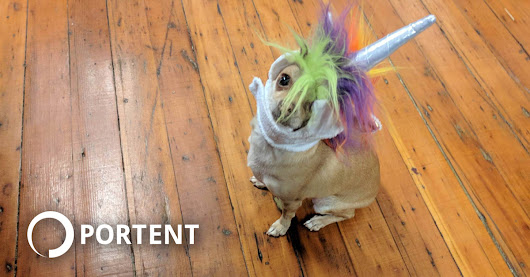The Grim Specter of SEO Past - Happy Halloween from Portent - Portent