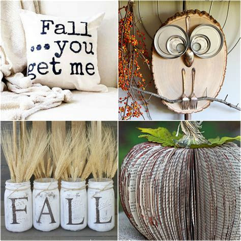 fall craft ideas home stories
