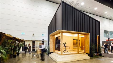 grimshaw creates tiny house prototype  address australia