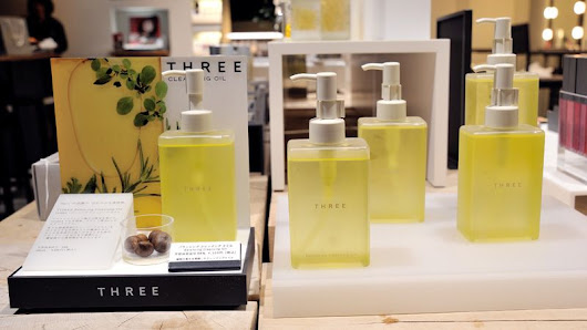 What's So Appealing about the Japanese Organic Cosmetics Brand THREE?  | original | Tokyo Business Today