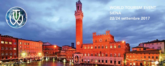 WTU World Tourism Unesco Siena 2017 - Sangallo Park Hotel Siena