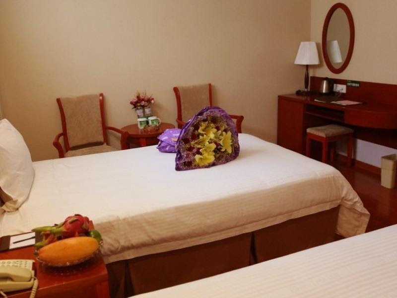 GreenTree Inn Dongying Bei'er Road University Of Petroleum Express Hotel Reviews