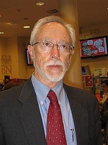 John M. Coetzee Varsovassa Puolassa 7. kesäkuuta 2006.