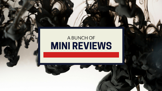 Bunch of Mini Reviews: Horror Edition | Book Reviews | Reading 'n Stuff