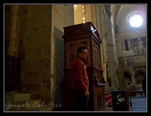 Organo de Salinas - Catedral Vieja de Salamanca