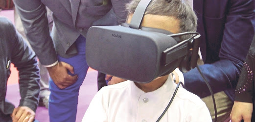 Getting interactive: Finas looks to develop VR contents so Malaysians can take a virtual trip back in time