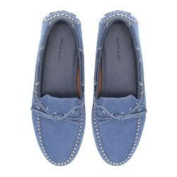 Zara Kiowa Moccasin with Bow
