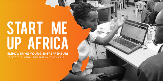 Start me up Africa! empowering young entrepreneurs