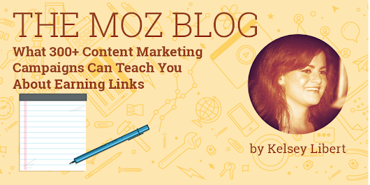 What 300+ Content Marketing Campaigns Can Teach You About Earning Links