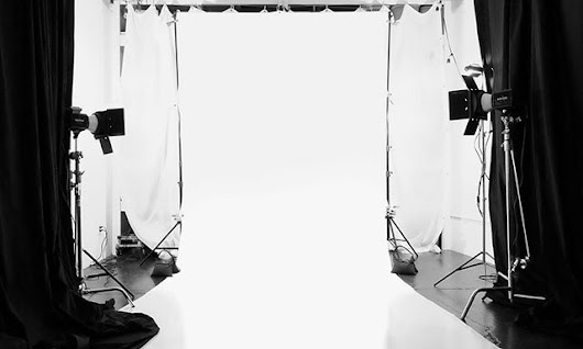 An In-Depth Tutorial on the Many Uses of a White Seamless Backdrop