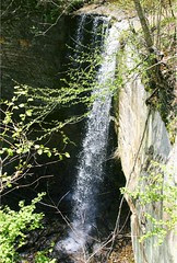 Fairy Falls from the Side