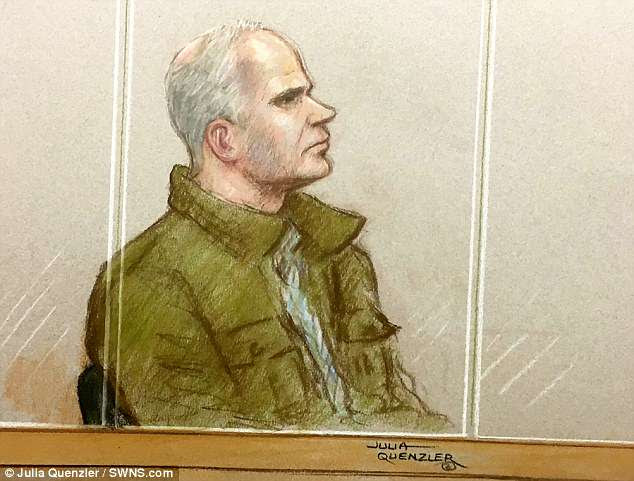 Michael Seed, a jeweller suspected of being the final member of the Hatton Garden gang,  appeared in court today