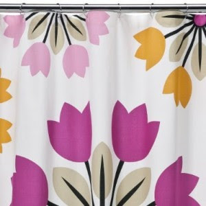 Target Daily Deal: Dwell Studio Shower Curtains 40% Off ...