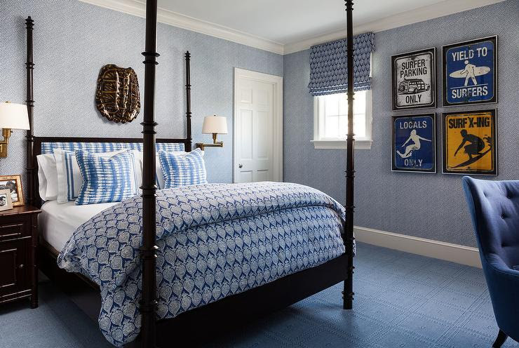 Four Poster Beds Add Style To Any Bedroom Design Chic Design Chic