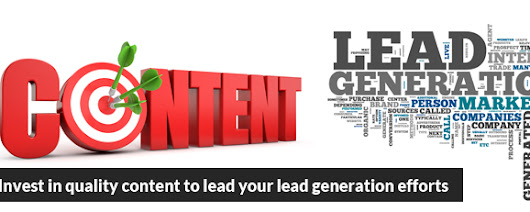 Invest in Quality Content to Lead your Lead Generation Efforts | ClickTecs