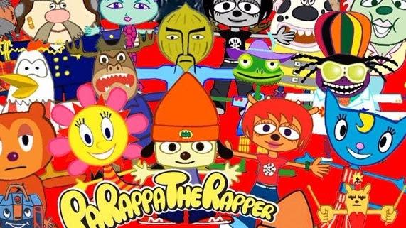 Resultado de imagem para PaRappa the Rapper Remastered