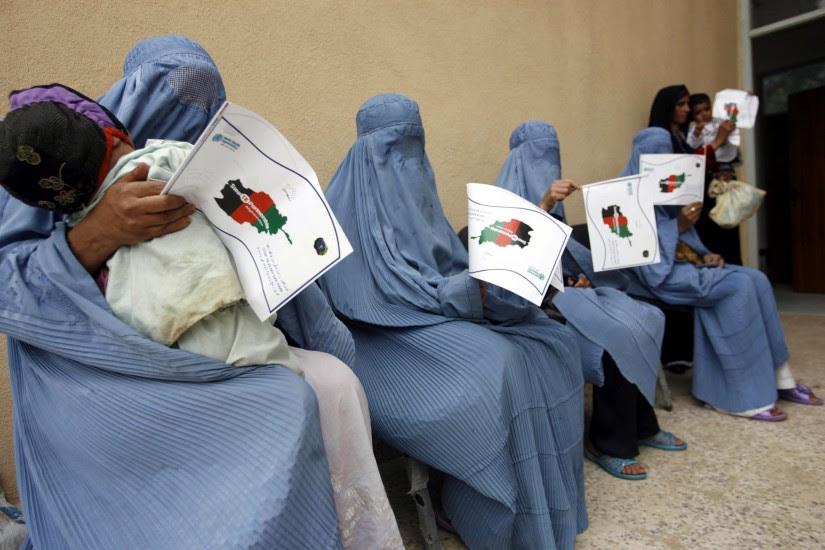 Evento sobre la tuberculosis en Afganistán