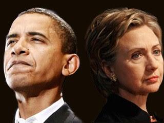 Obama v Clinton