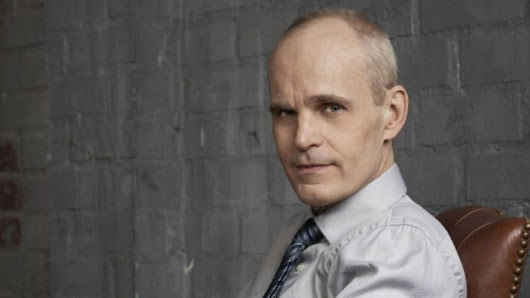 656 Actor Zeljko Ivanek kicks Mr. Media's butt all over NBC's The Event! PODCAST INTERVIEW - Mr. Media® Interviews