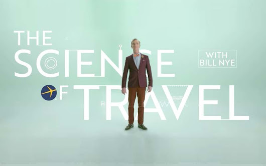 Bill Nye explains how travel booking actually works