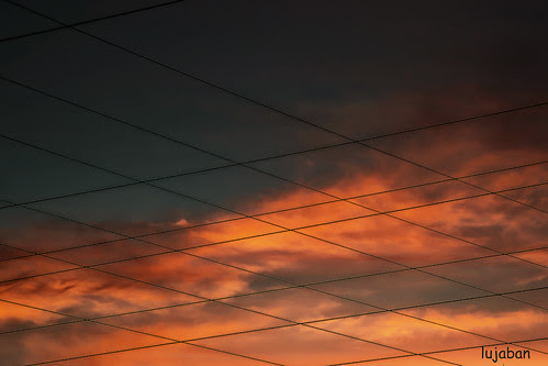 cable network in the sky by lujaban