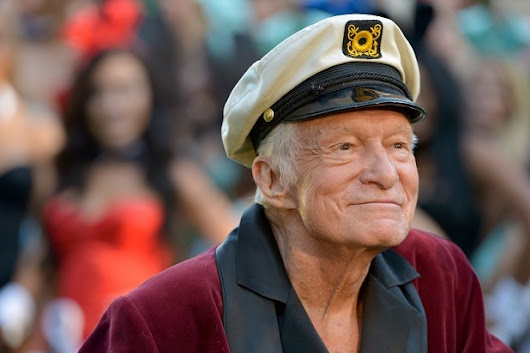 Hugh Hefner, Playboy Founder, Dies at 91