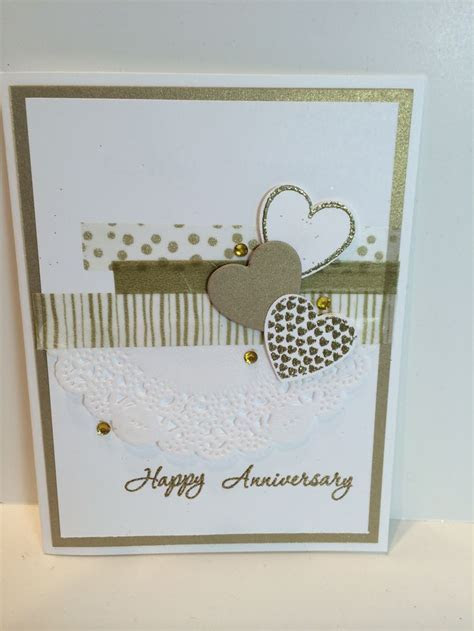 50th Anniversary   Stampin' Up! Cards, Inspiration & Great
