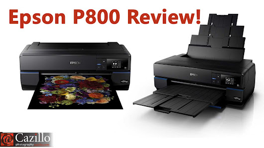 "Gregory Cazillo on Twitter: ""Check out my #review of the @EpsonAmerica @EpsonProImaging P800 #photo #printer! #loveit """
