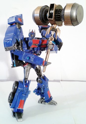 Transformers Prime Forge Of Solus Prime Toy Toywalls
