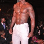 DSC_0897    Ebony Steele's Bare Chest for Breast Cancer Runway Event