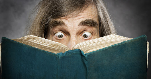 It's National Book Lovers Day! What you should know before buying reading glasses.