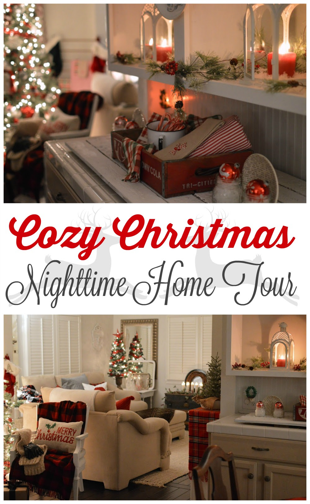 Fox Hollow Cottage  A Cozy Cottage Christmas Home Tour