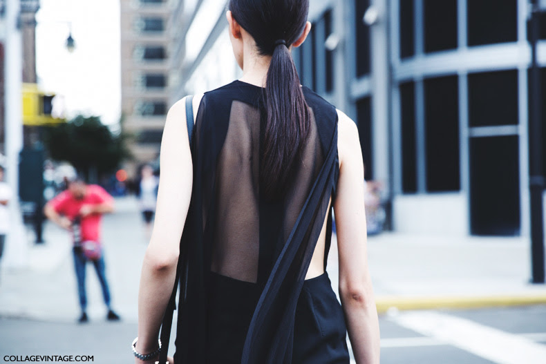 New_York_Fashion_Week_Spring_Summer_15-NYFW-Street_Style-Ponytail-