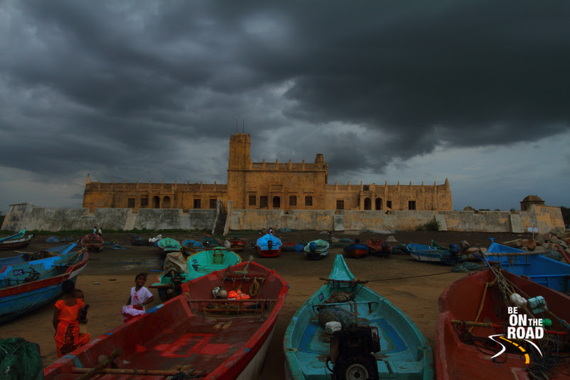 Dark Clouds over Tranquebar