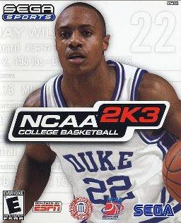 NCAA College Basketball 2K3