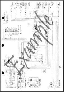 1970 Ford Wiring Diagram Falcon Fairlane Torino Ranchero ...