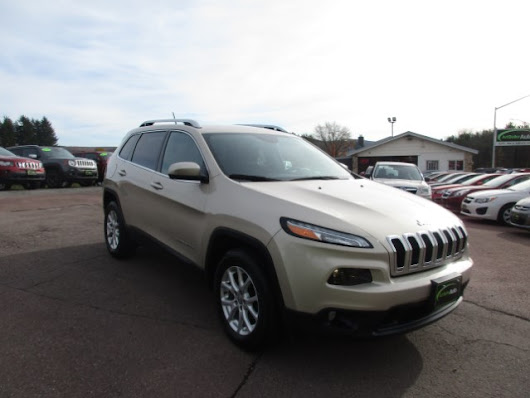 Used 2015 Jeep Cherokee Latitude 4WD for Sale in Accident  MD 21520 Art Butler Auto Sales