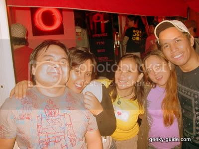 O Bar Malate With Friends