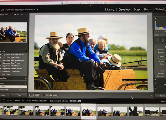 A Visit to Amish Country: Back to Balance | Over the Moon About