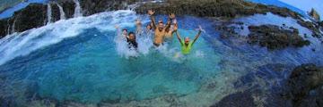 Pesona Wisata Teluk Kiluan Lampung