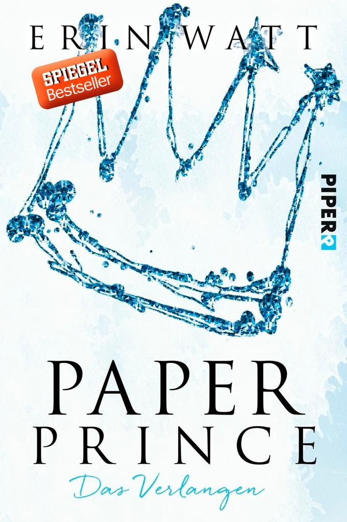 Paper Prince als Buch